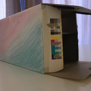$ Expensive Tissue Box $