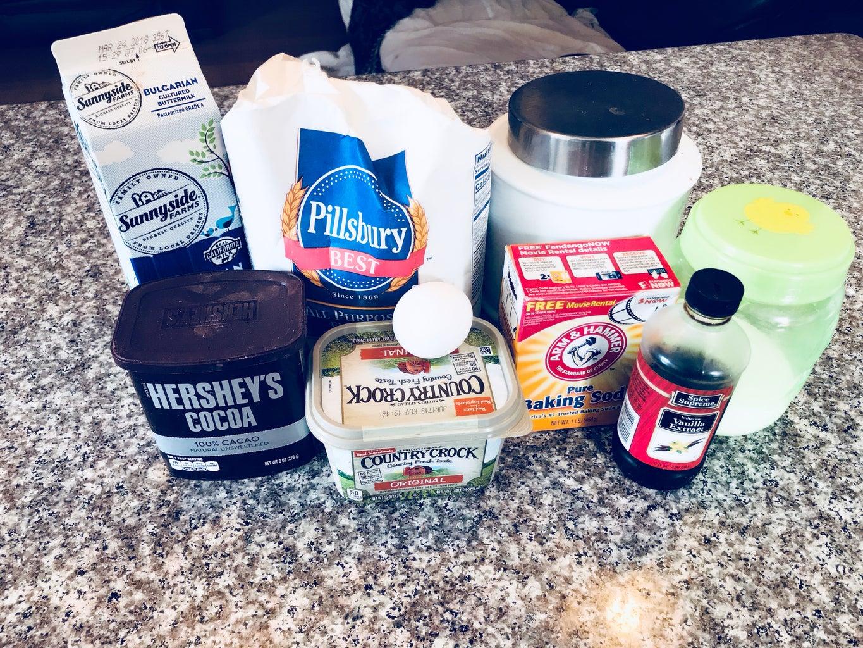 Ingredients/Things You Need