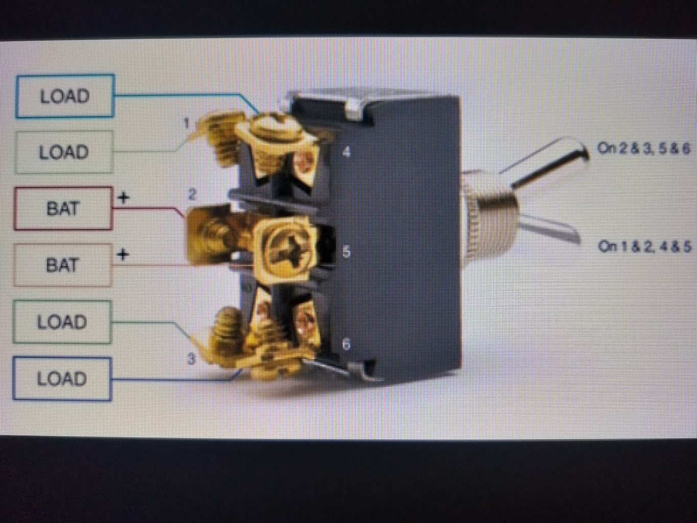 Wiring Outside of the Woofer: Negatives to Switches