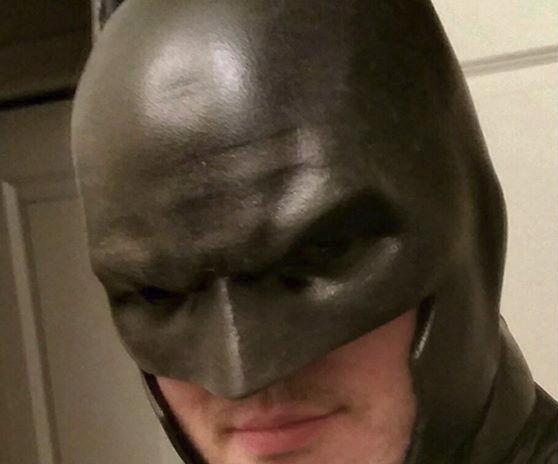 Creating a Poly Urethane Batman Cowl