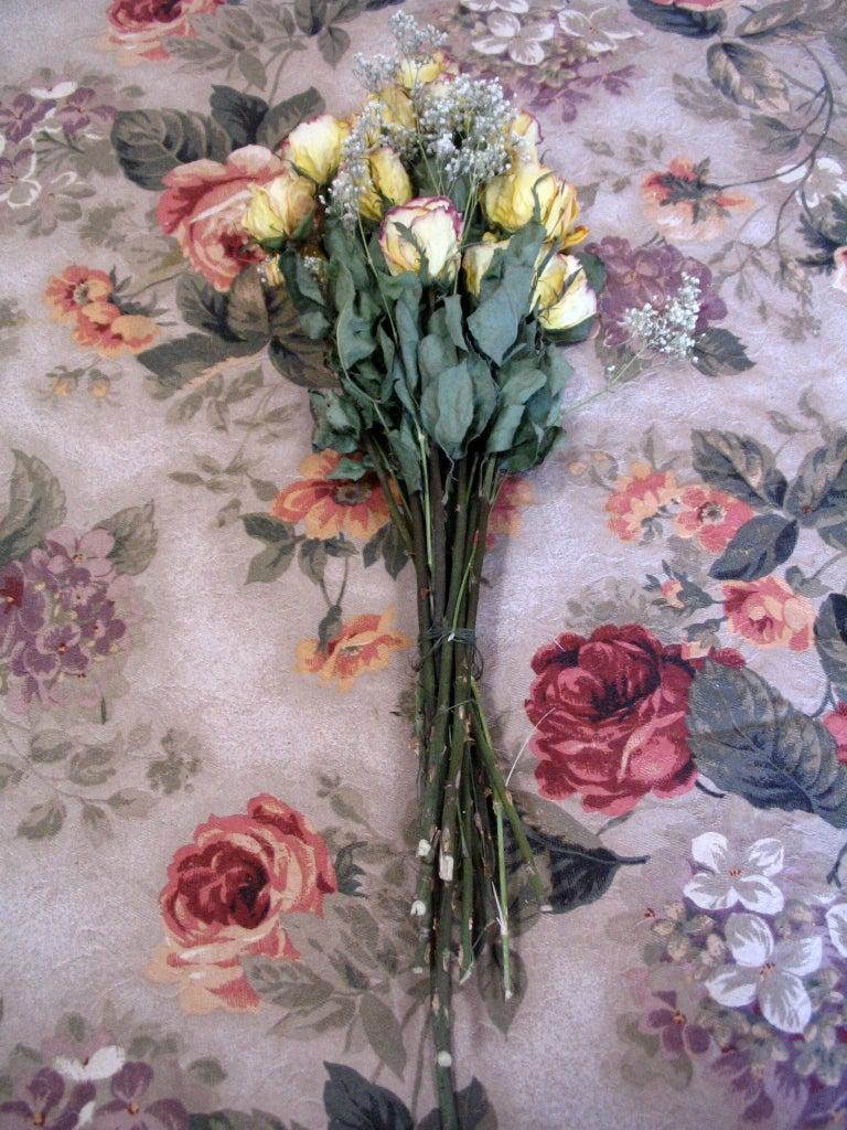 Bundling Your Flowers