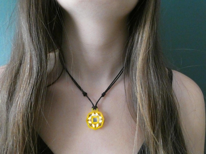 Amber : Yellow PCB & Yellow LED