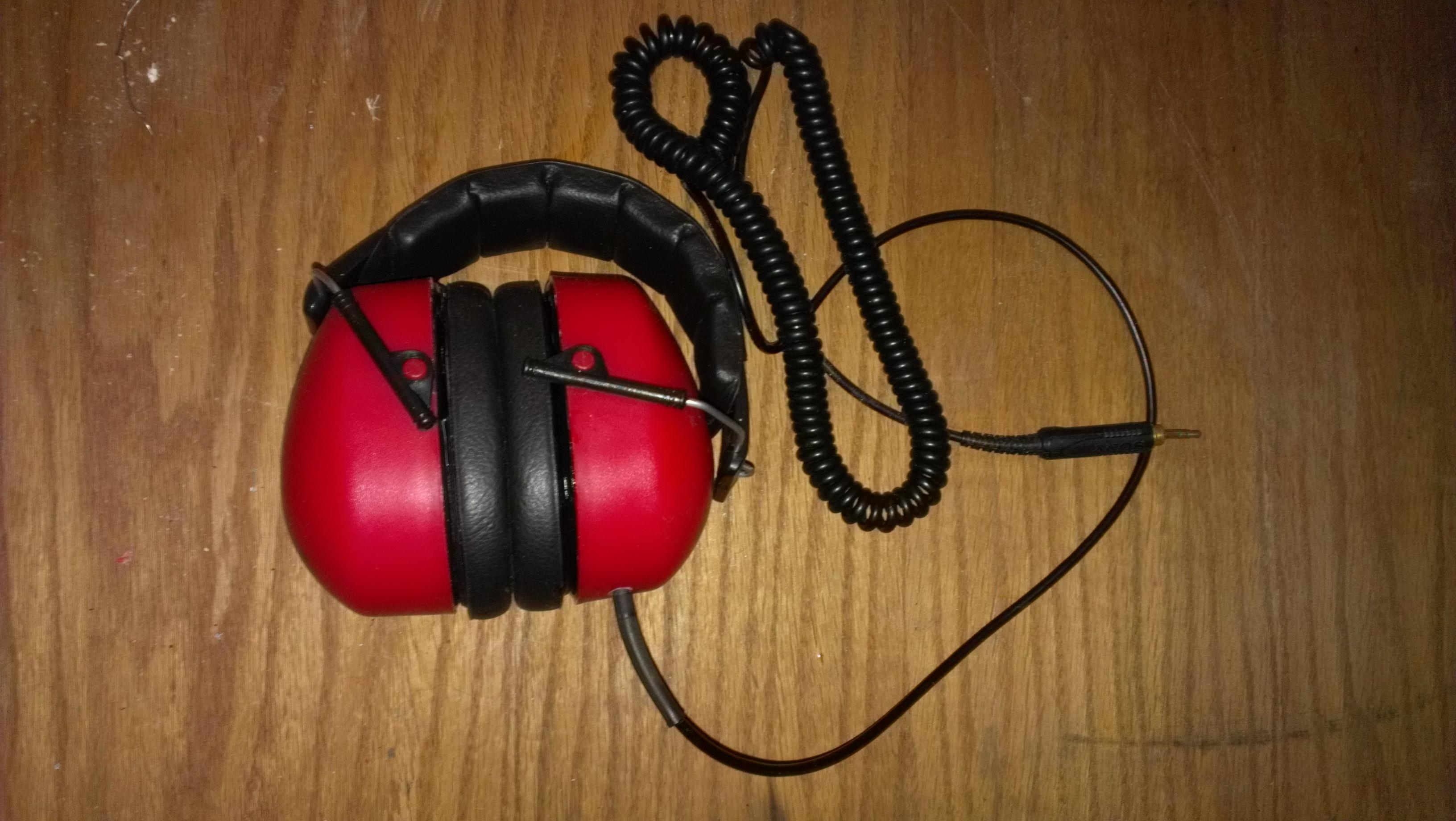 Lazarus DJ Headphones/Hearing Protection Earmuffs.
