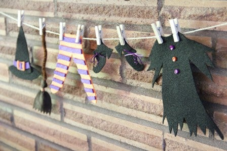 Witch's Laundry Day