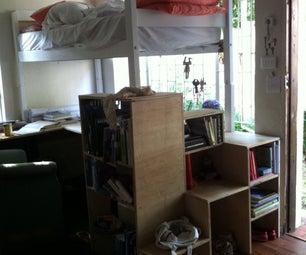 Bunk-bed-desk