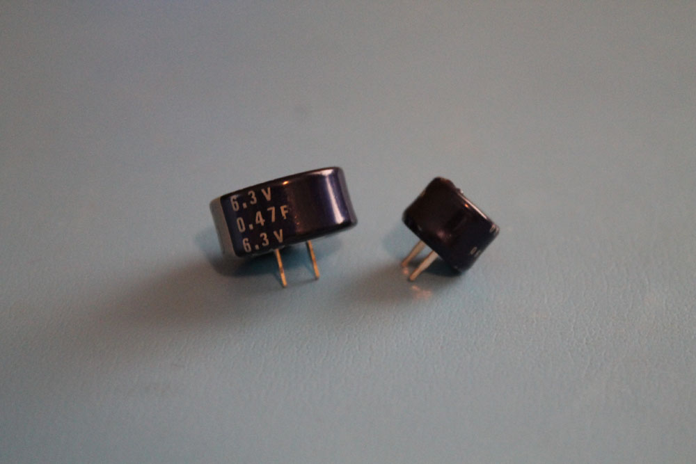 Double-Layer Capacitors