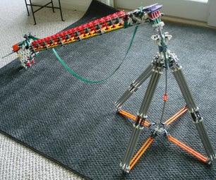 Full-Automatic Rubberband Gun
