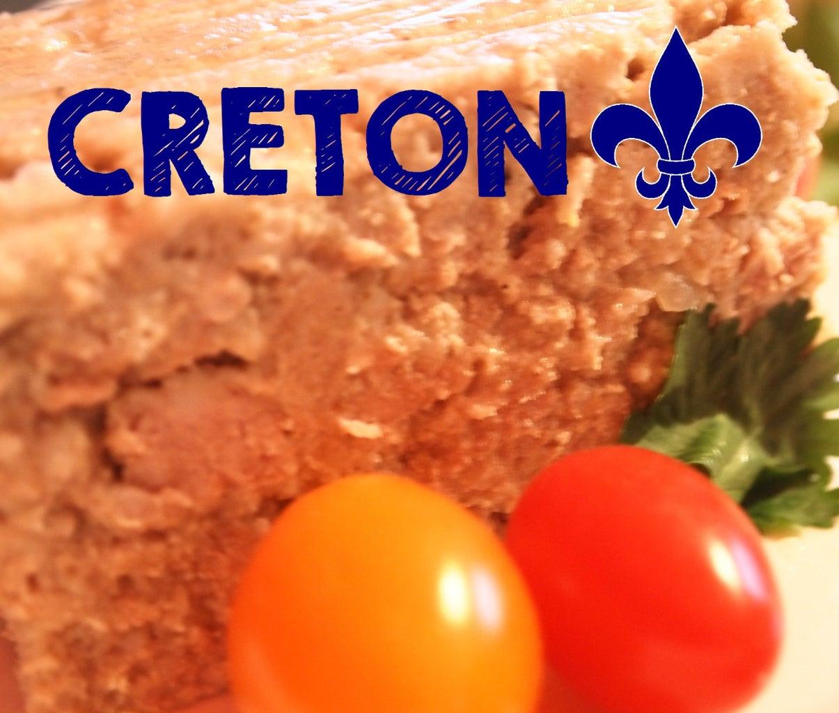 Creton - Quebecois Pate