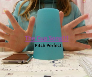 The Cup Song From Pitch Perfect Tutorial!