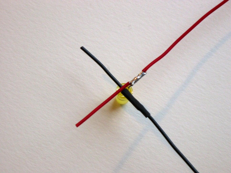 Making the LED Matrix -- Anode Rings