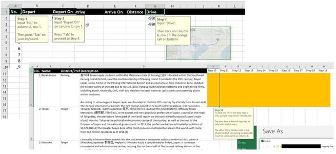 Microsoft Excel Macro File