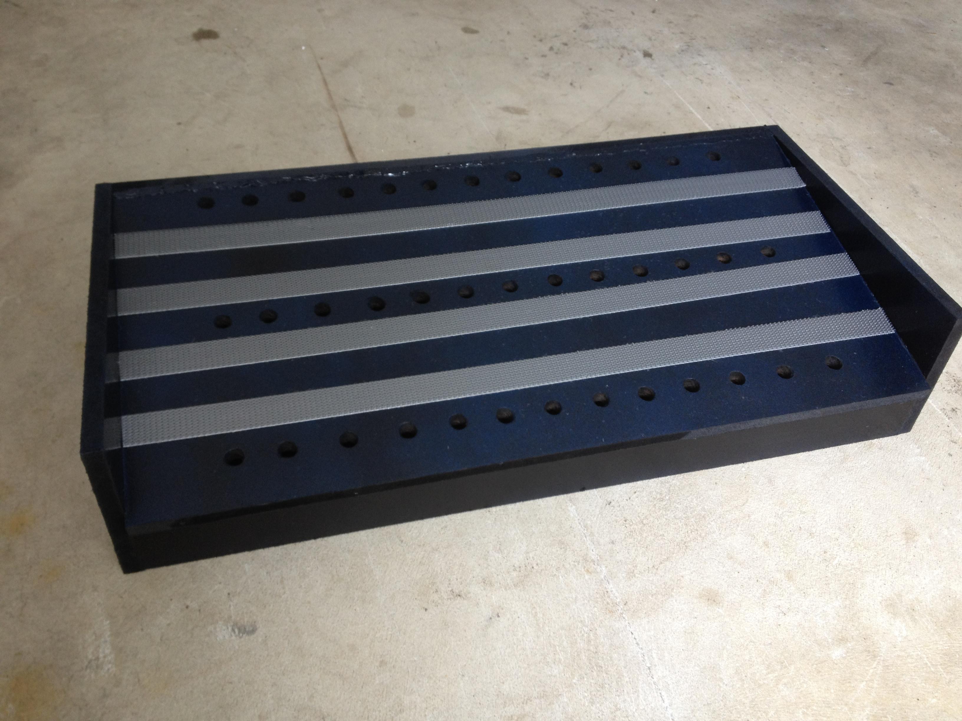 Simple Guitar Pedal Board
