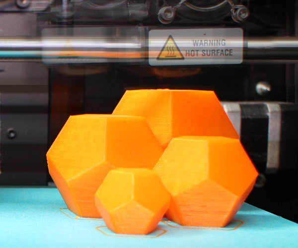 Advanced 3D Printing Class