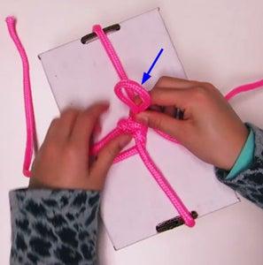 Step 5: Make Bow Knot