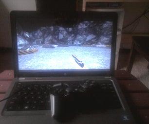 Use PS3 Controller As PC Game Controller
