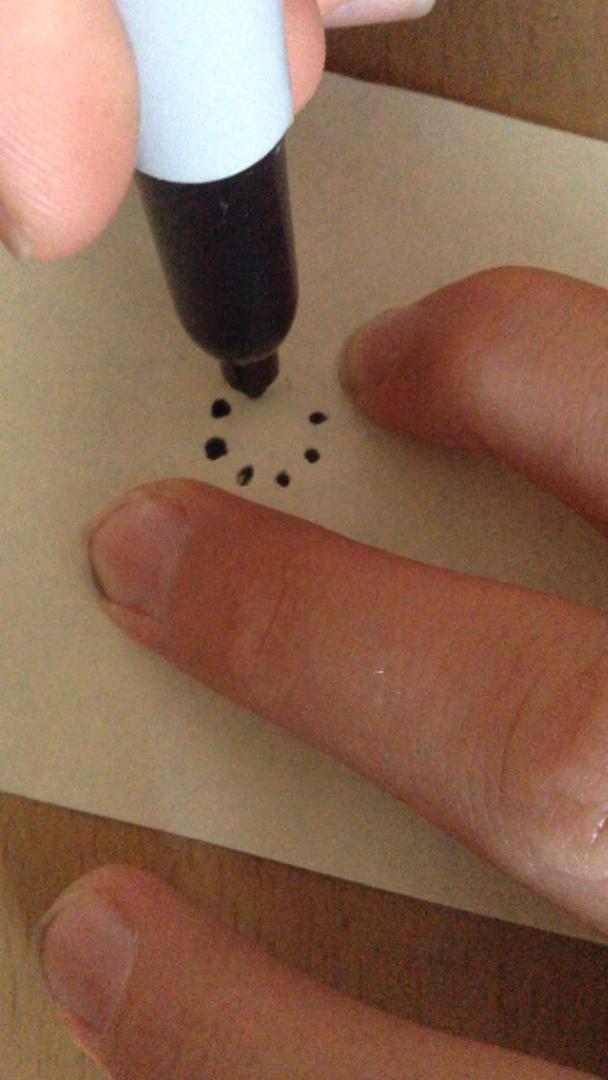 Using the Stencil