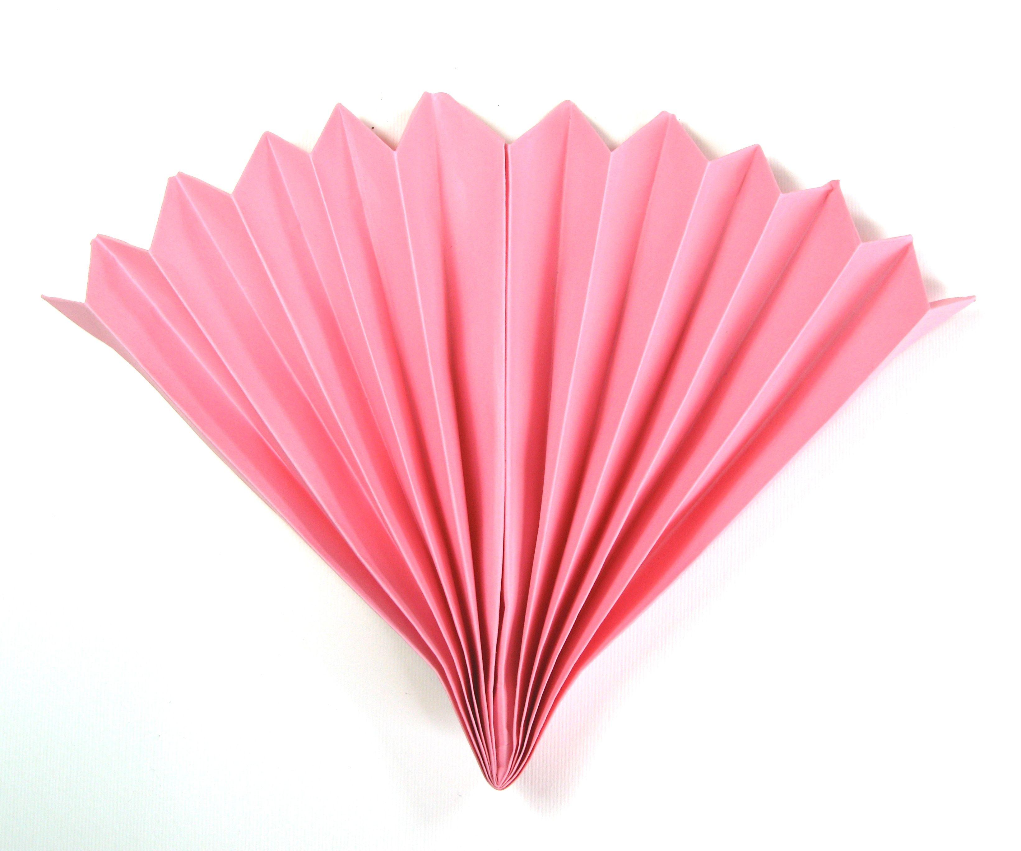 Easy Paper Fan