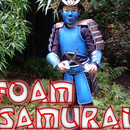 Foam Samurai