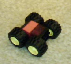 Lego Pocket Car