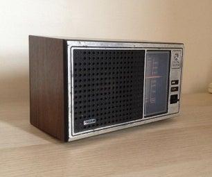 DIY Radio Safe