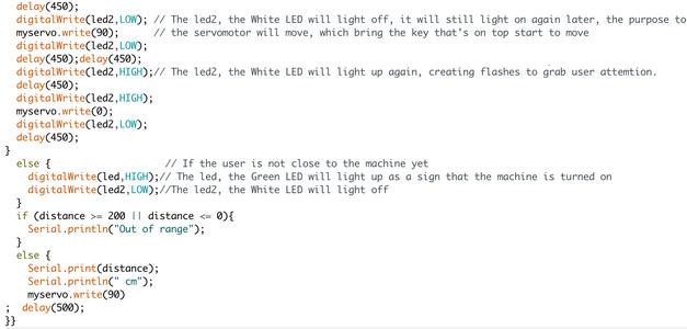 Step 3: Code