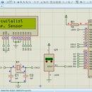 LM35 Temperature Sensor Simulation