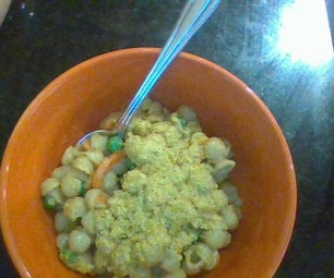 2-Step Simple Vegan Mac and Cheese With Veggies