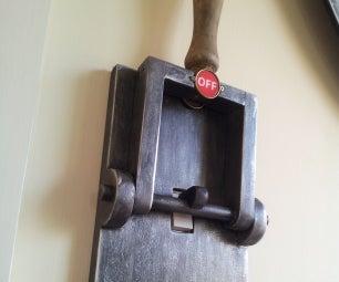 Frankenstein Light Switch