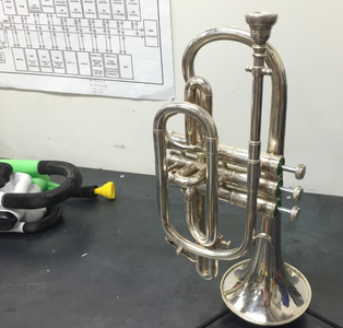How's the Sound, Completed Cornet.