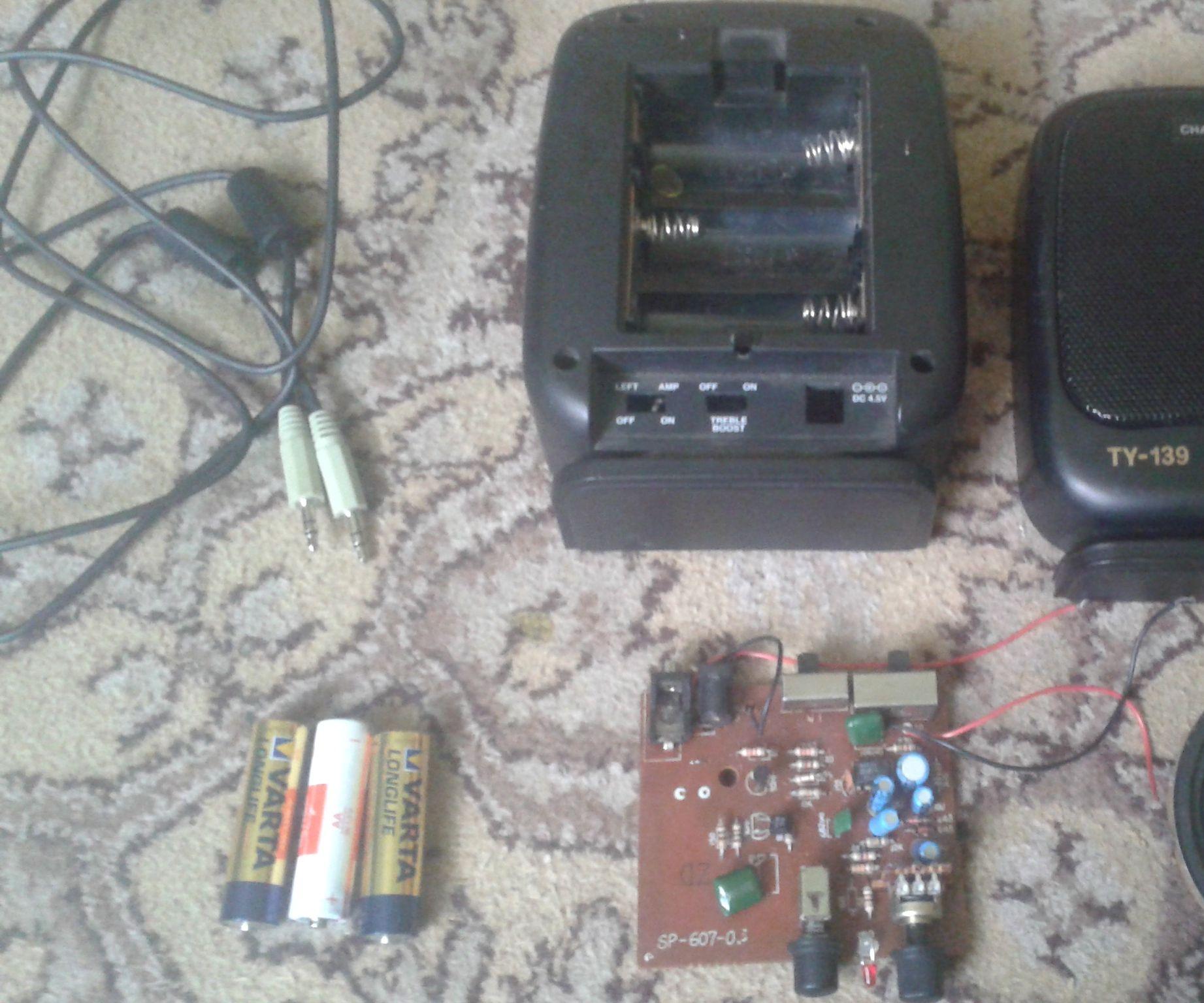 DIY speakers (make)(easy)