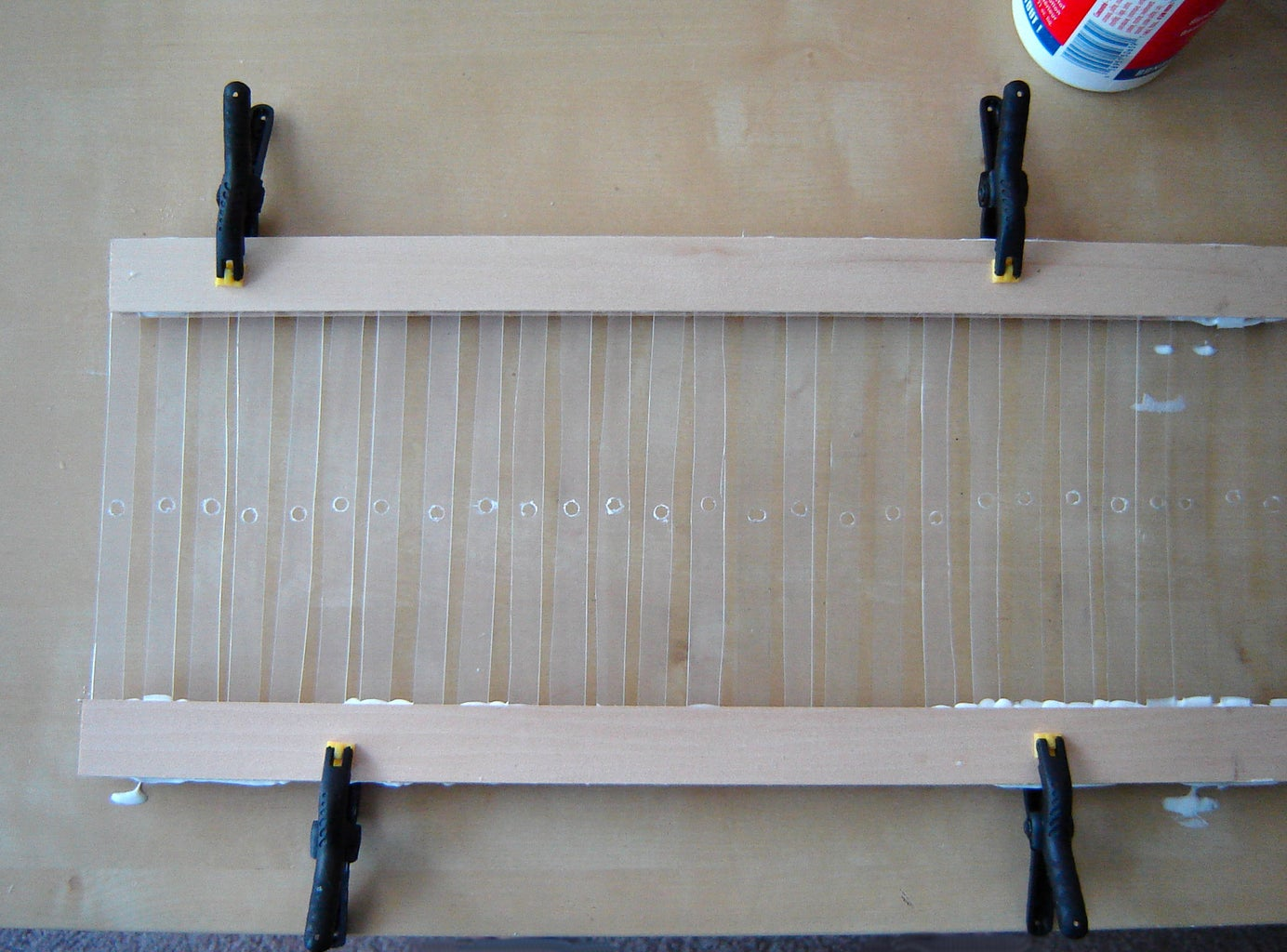 Heddle Continued