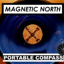 Portable MAGNETIC Compass