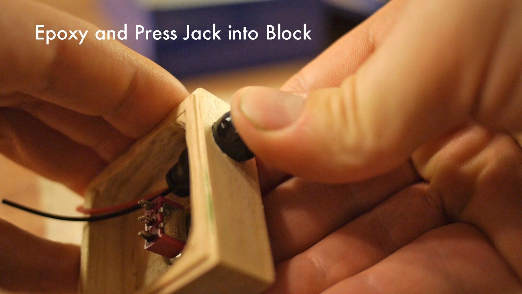 The 12V Jack