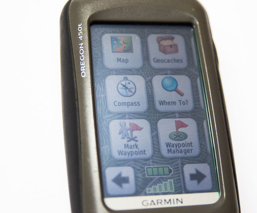 Replace the touchscreen on a Garmin Oregon for $20