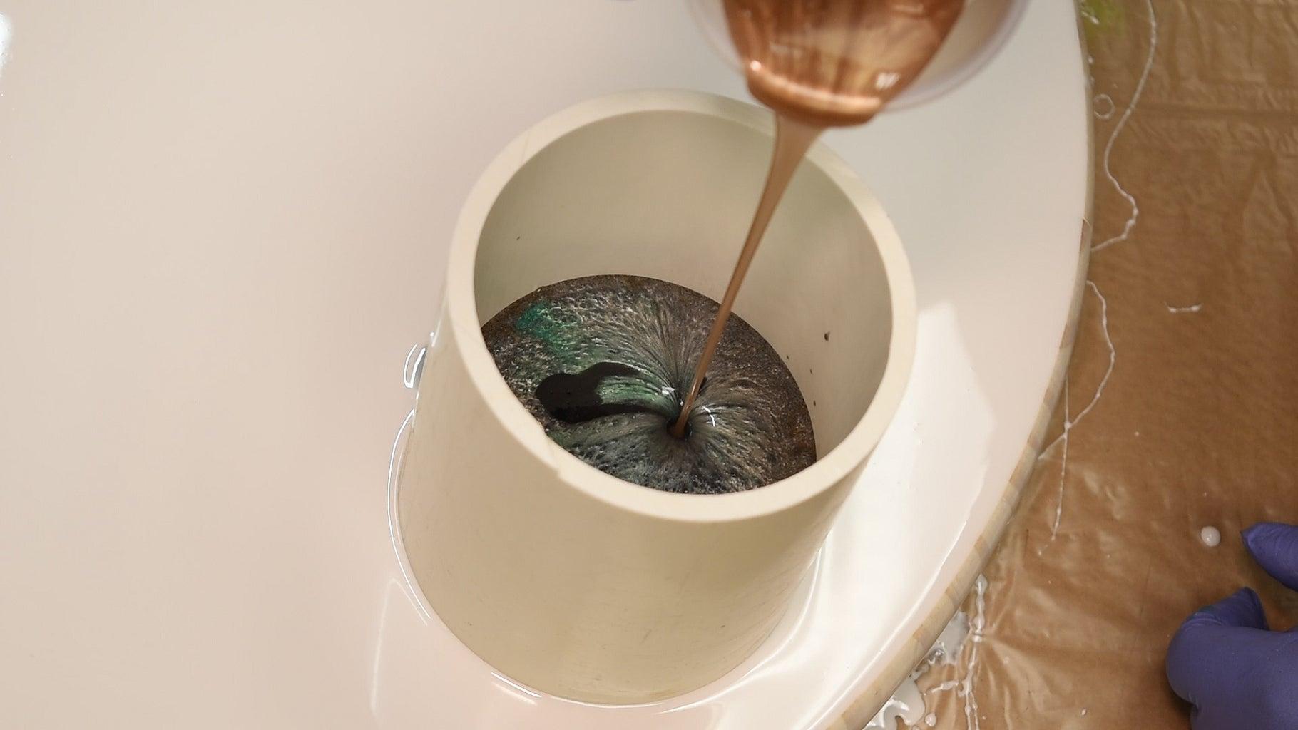 The Second Pour