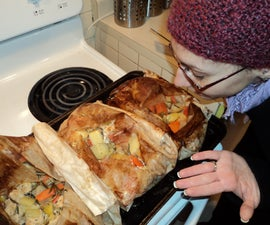 Chicken in a Bag - Cooking En Papillote