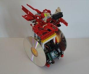 "R/C LEGO ""Coaster"" Droid"