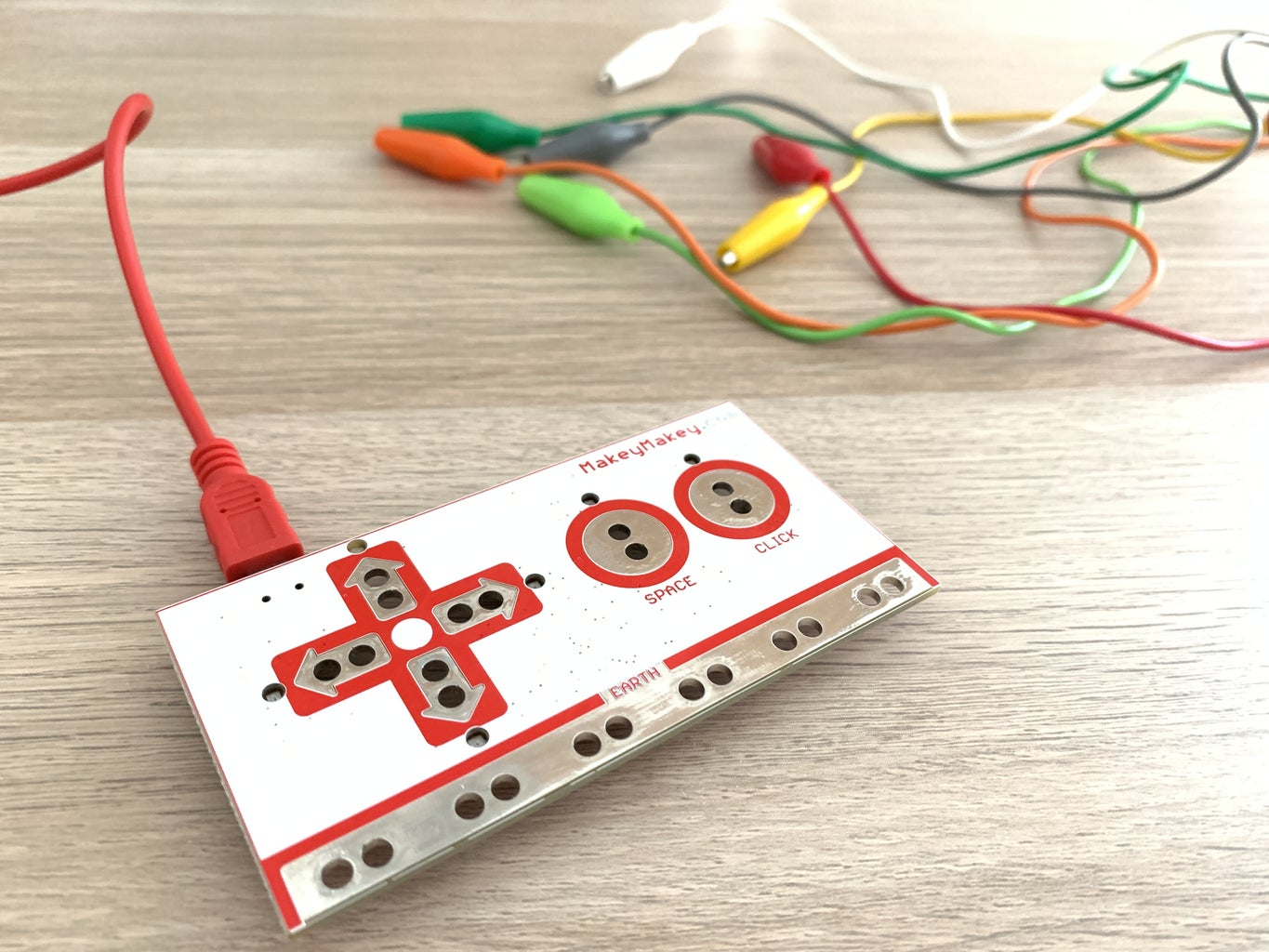 Identifying and Managing Our Emotions With Makey Makey