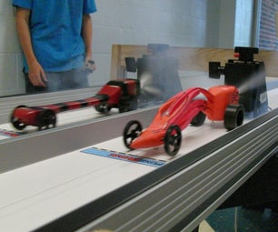 Building a CO2 Race Car