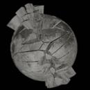 Making and Breaking Moon Using Blender