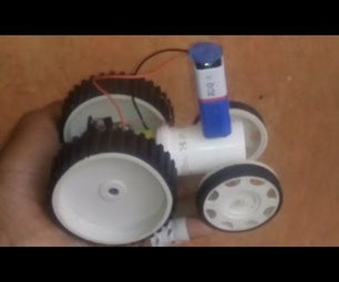 How to Make a Powerful Tractor in 3 Minute