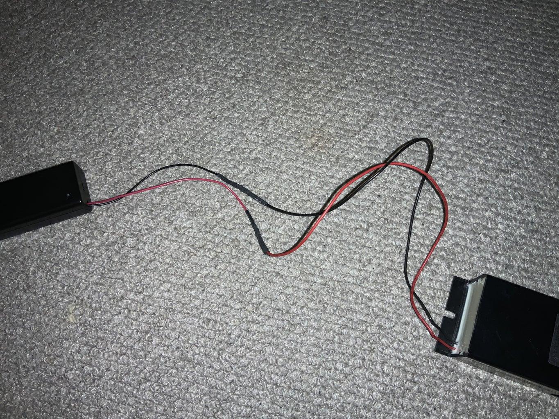 DANGER:High Voltage