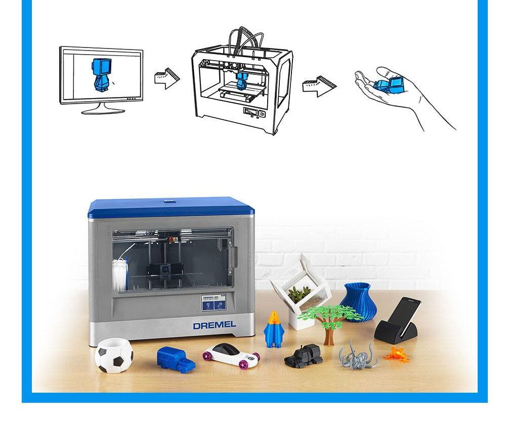 Tips & Tricks 3D Prints - Werkplaats IDC