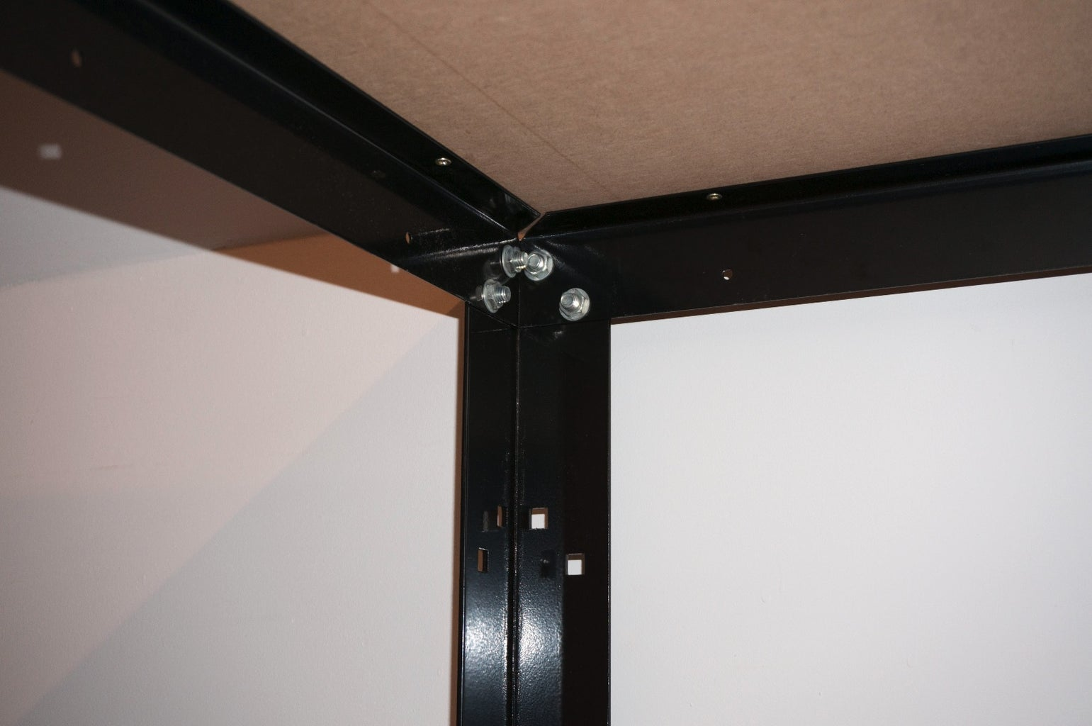 The Frame and Lining the Walls (2)