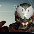 Destiny Titan Vanir Type 0 Helmet
