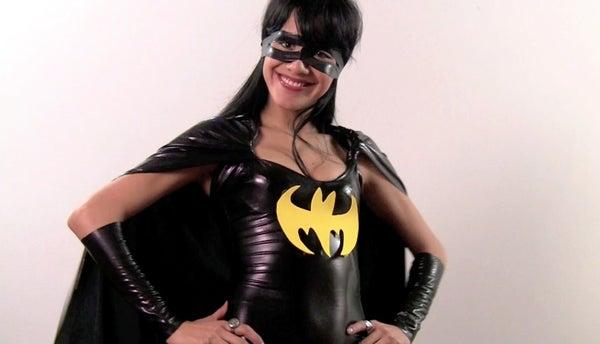How to Make a Batgirl Costume