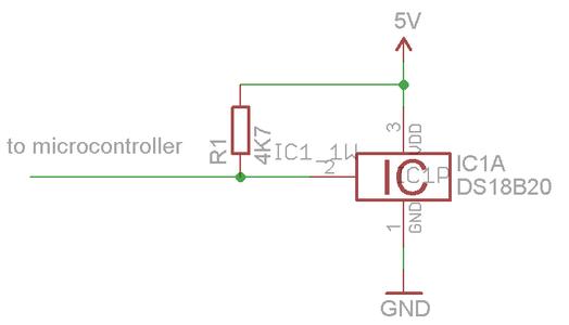 The DS18B20 Temperature Sensor