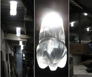 Water Bottle Light