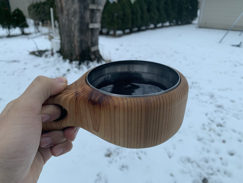 Coffee Kuksa