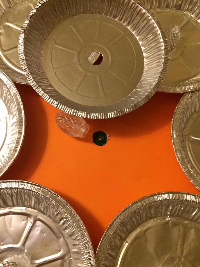 Overview of Pie Tin Reflector Concept